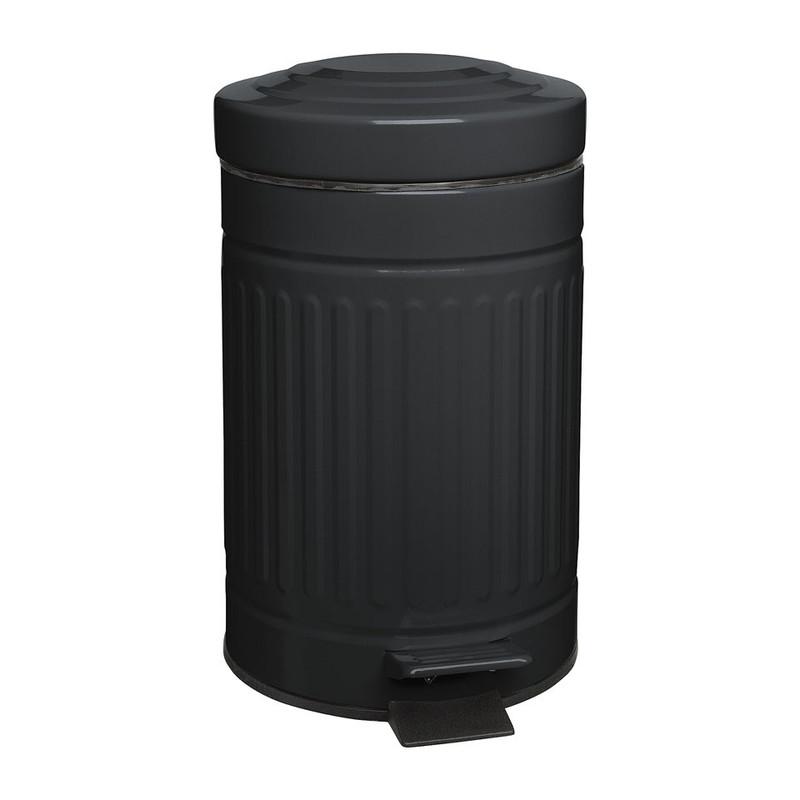 Pedaalemmer 5L colours zwart