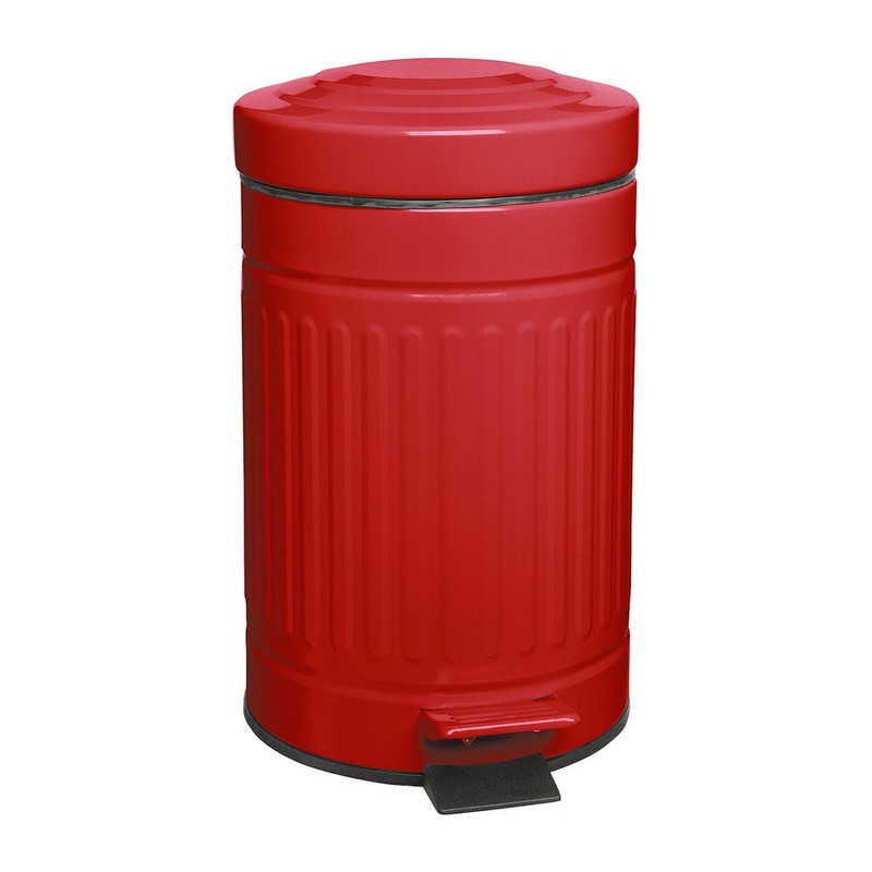 Pedaalemmer 5L colours rood