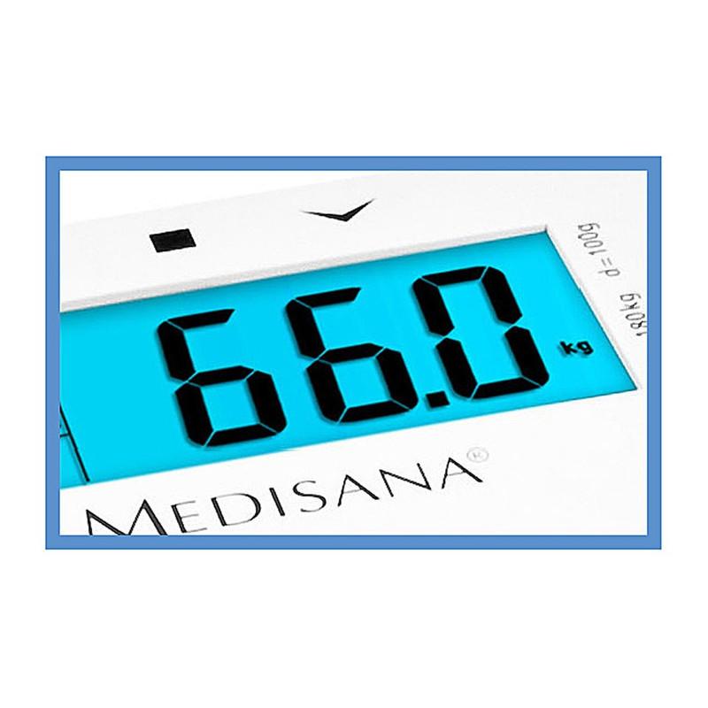 Medisana ISA lichaamsanalyse weegschaal