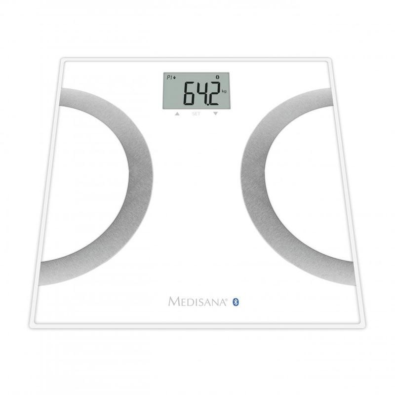 Medisana connect lichaamsanalyse weegschaal BS445