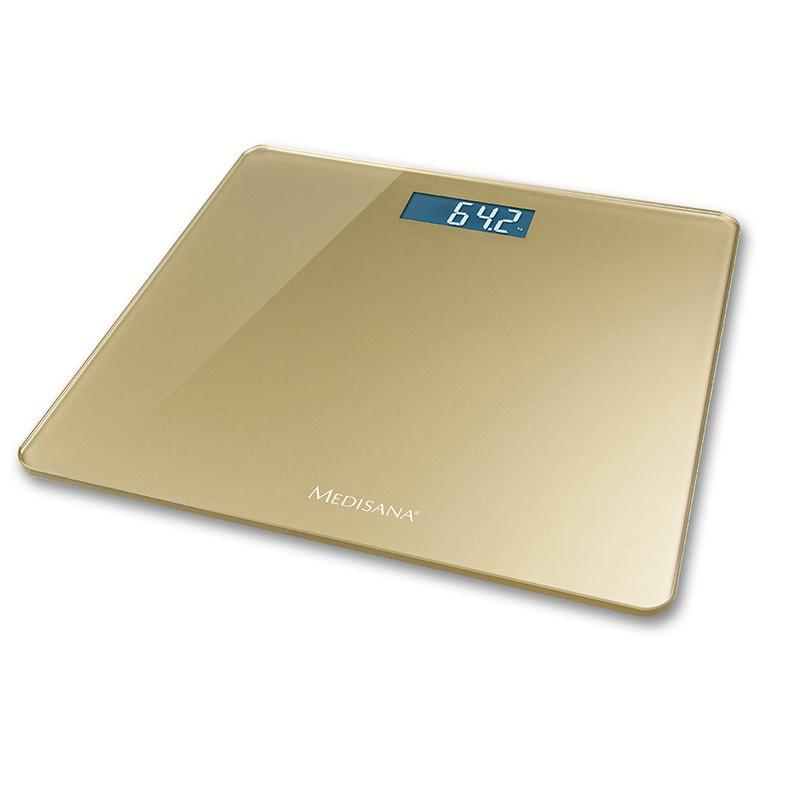 Medisana personenweegschaal PS420 - goudkleurig