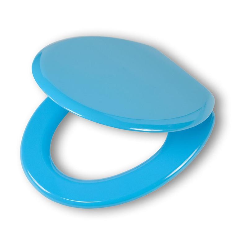 Tiger toiletzitting Monterrey - MDF - blauw