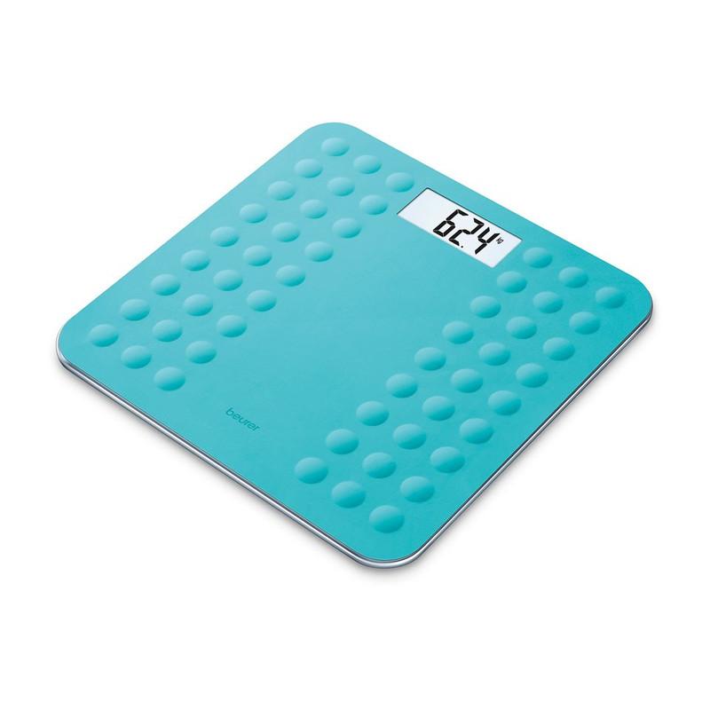 Beurer GS300 personenweegschaal - turquoise