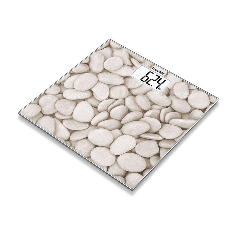 Beurer GS203 personenweegschaal - stone