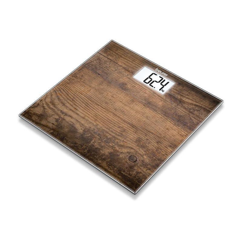 Beurer GS203 personenweegschaal - wood