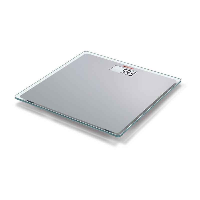 Soehnle personenweegschaal slim design - zilver