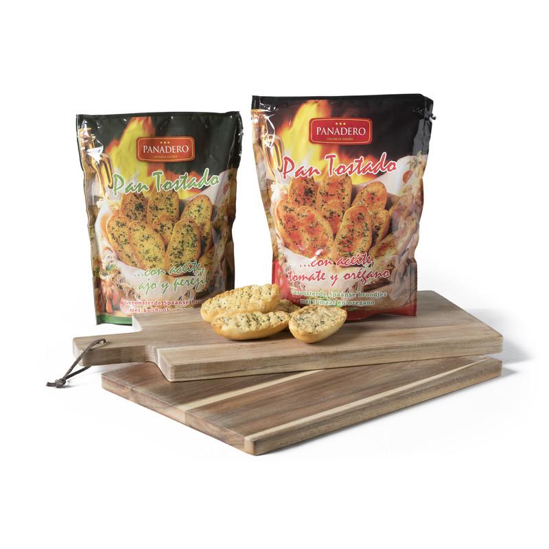 Pan Tostado - knoflook/peterselie - 160 gram