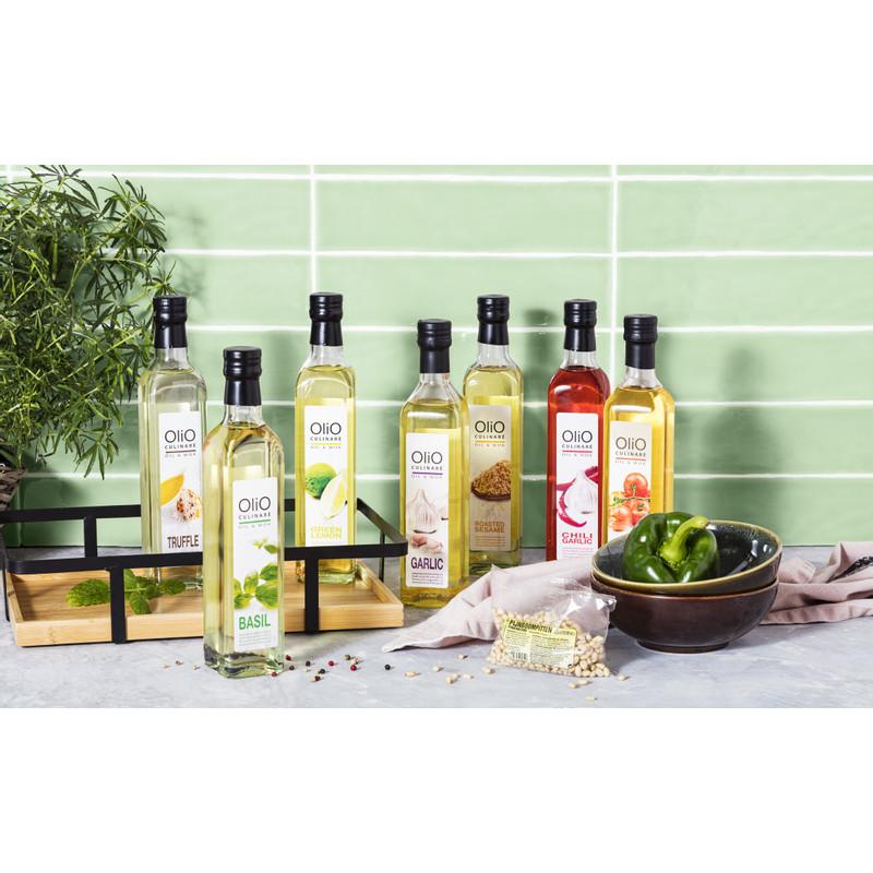 Basilicum olie - 500 ml