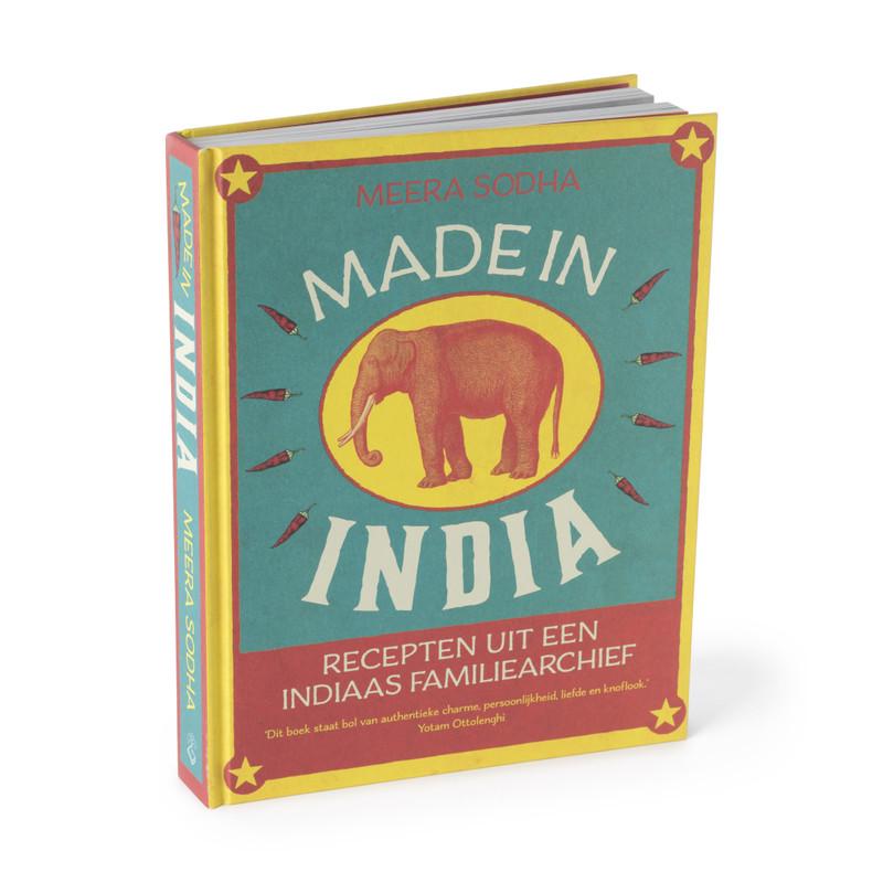Kookboek Made in India - Meera sodha