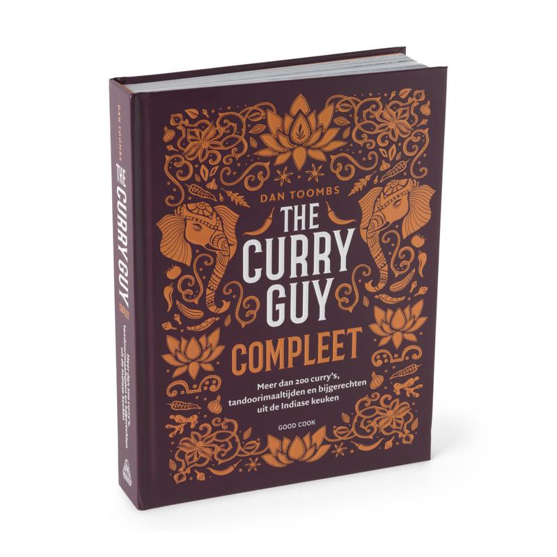 Kookboek The curry guy compleet - Dan Toombs