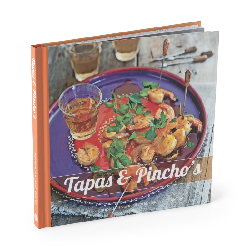 Kookboek Tapas & pincho's
