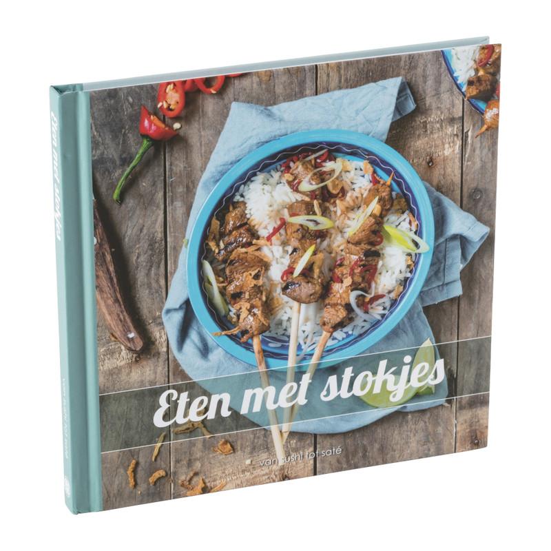 Kookboek Eten met stokjes - Danny Jansen