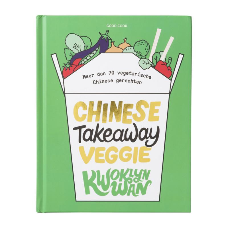 Kookboek Chinese Takeaway Veggie - Kwoklyn Wan