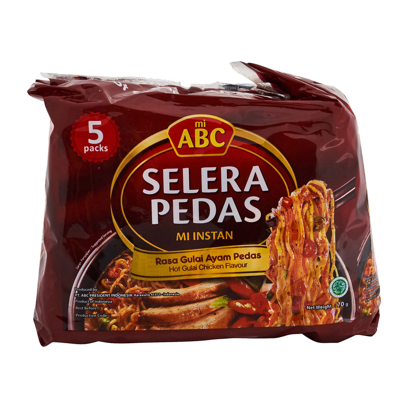 Noodles chicken gulai 5 pcs