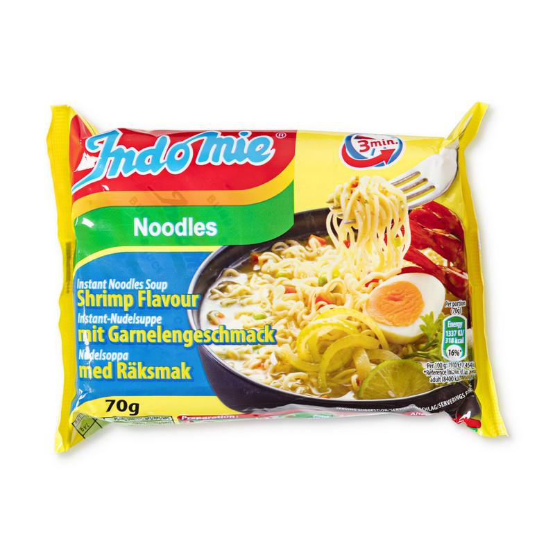 Indomie instant noodles garnaal 70 gram