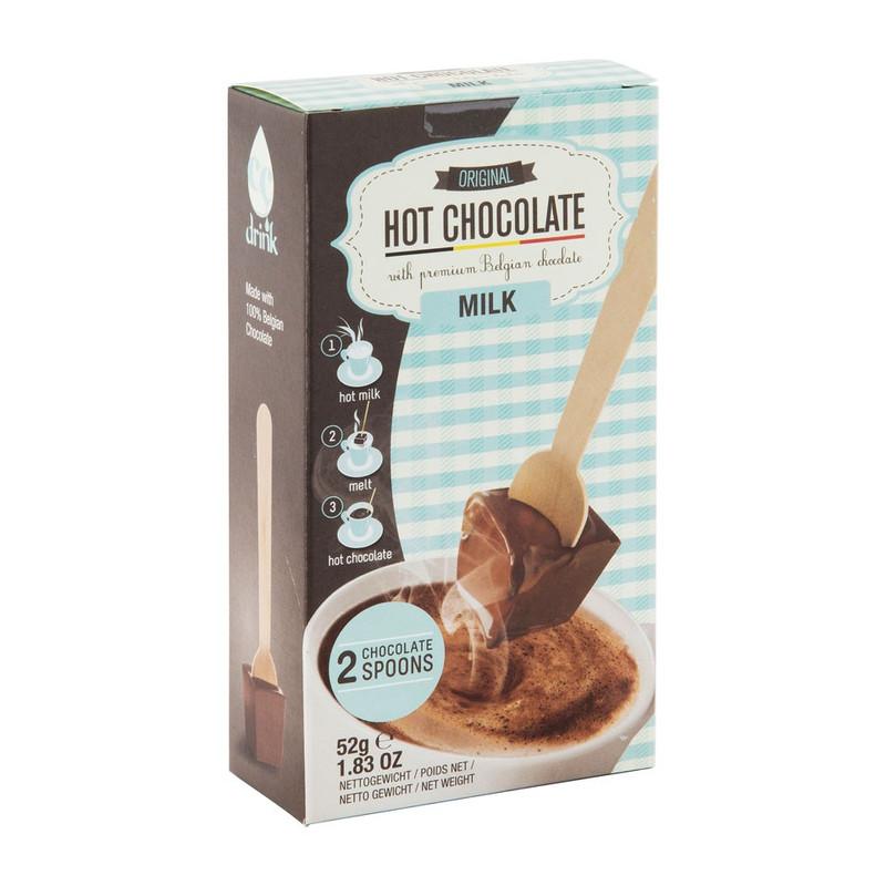 Chocolade spoon – melk