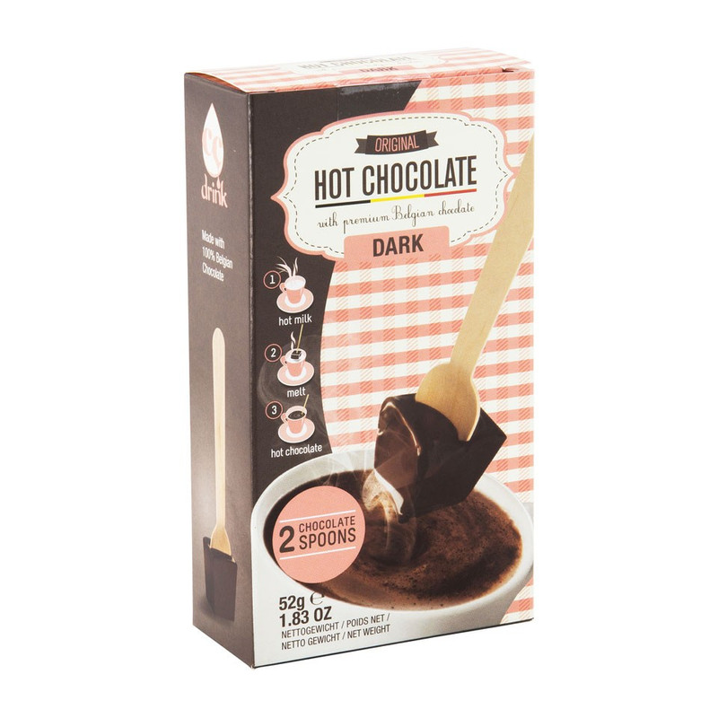 Chocolade spoon – puur