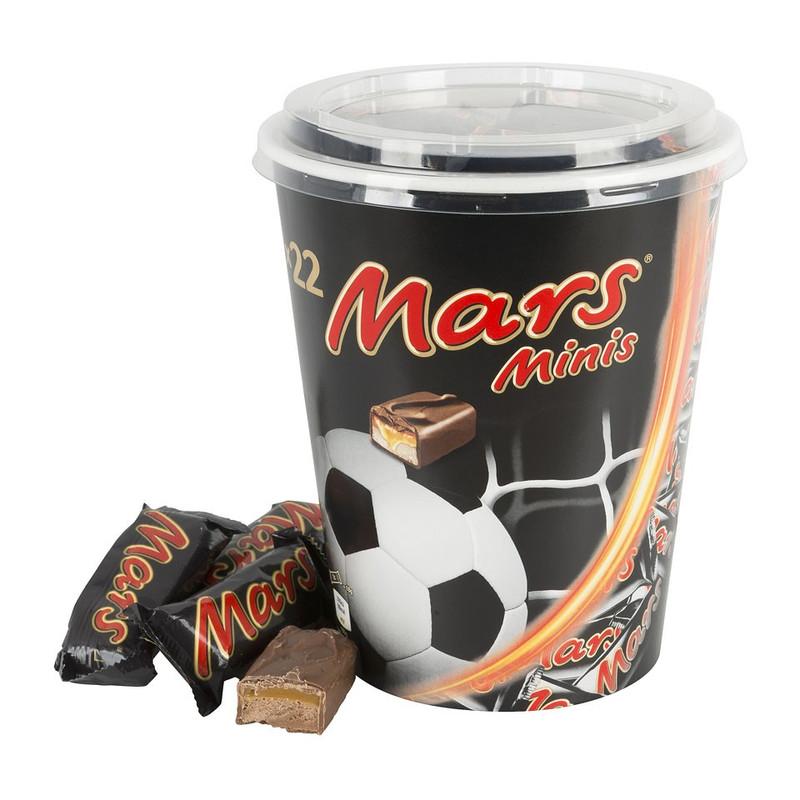 Mars mini bucket