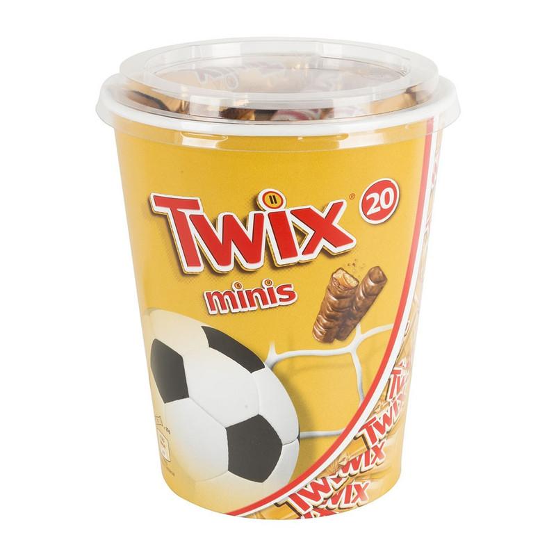 Twix mini bucket
