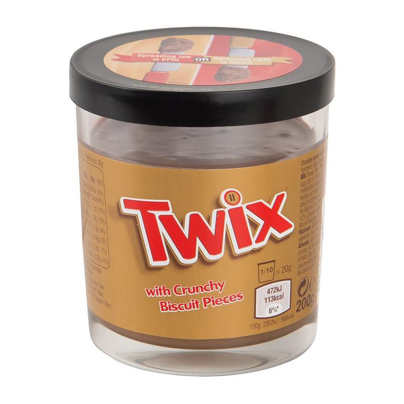Twix pasta - 200 gram ab