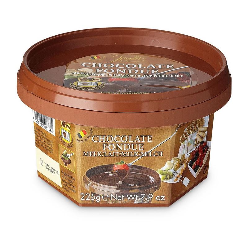 Hamlet fondue chocolade melk