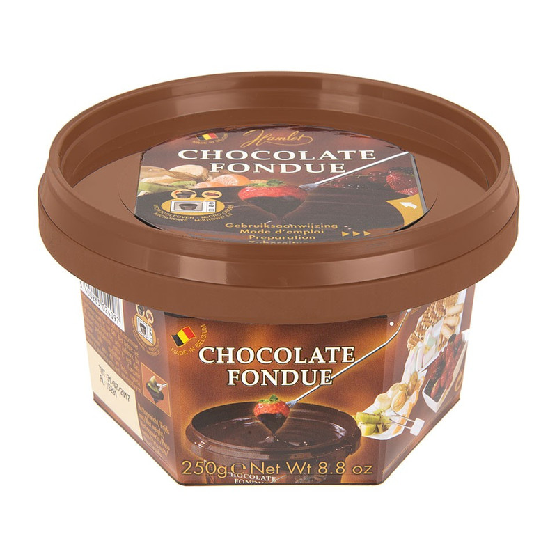 Hamlet fondue chocolade melk (oud)