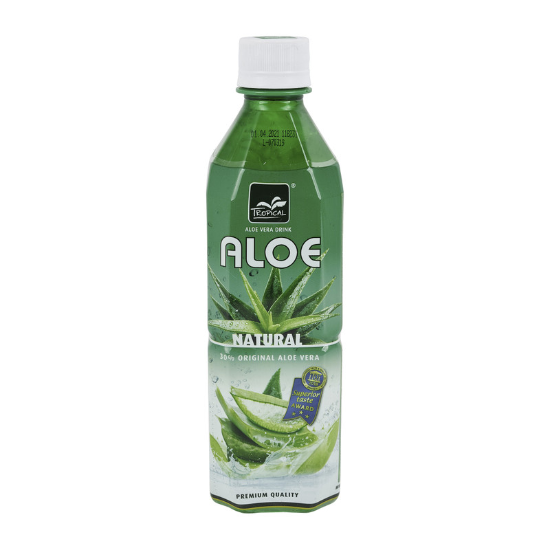 Tropical aloë vera naturel 50 cl