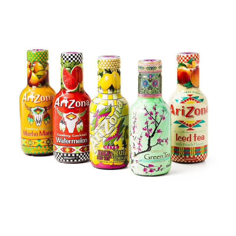 AriZona – Half Iced Tea/Half Lemonade – 500 ml