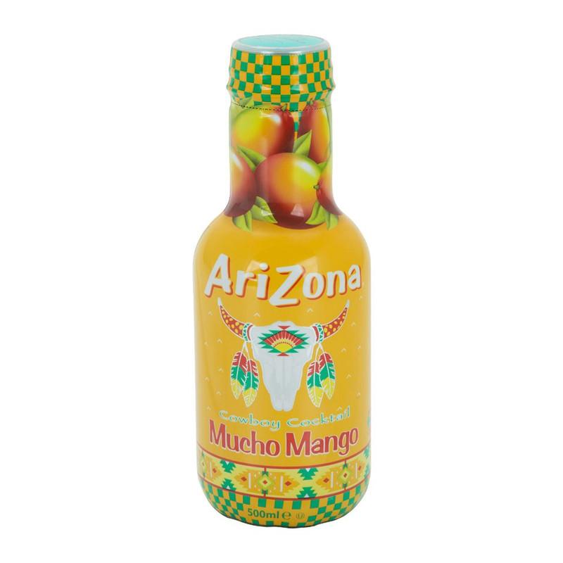 AriZona – Mucha Mango – 500 ml