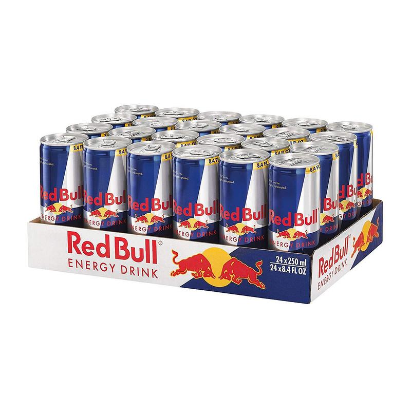 Dagaanbieding - Red Bull - 250 ml - 24 pack dagelijkse koopjes