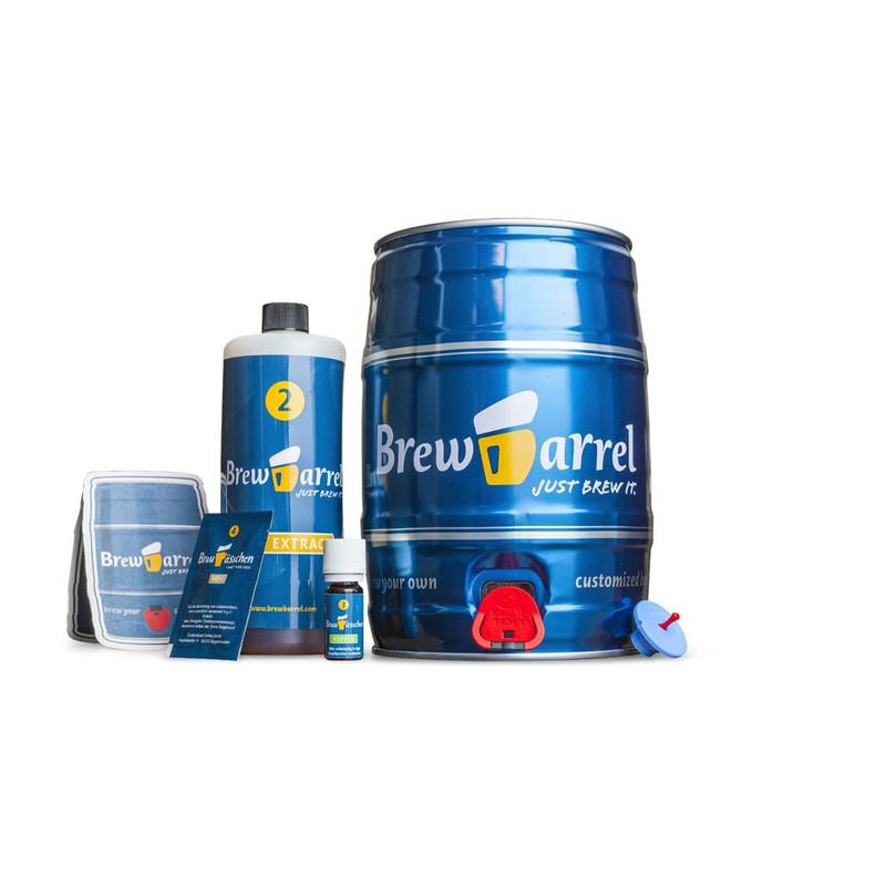 Pakket om zelf bier te maken - Brew Barrel Lager