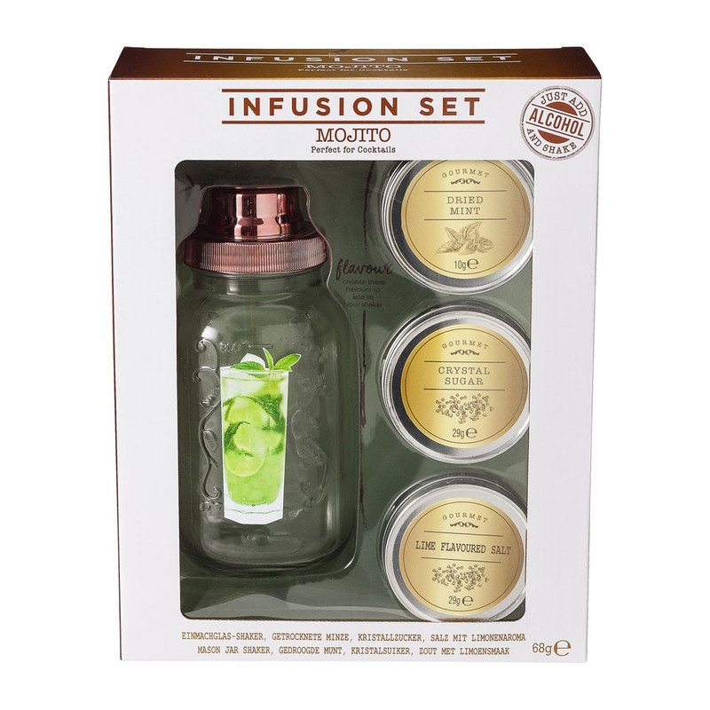 Mojito infusion set