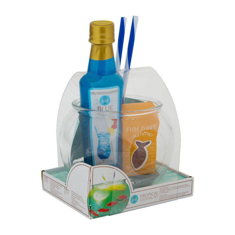 Vissenkom cocktailset