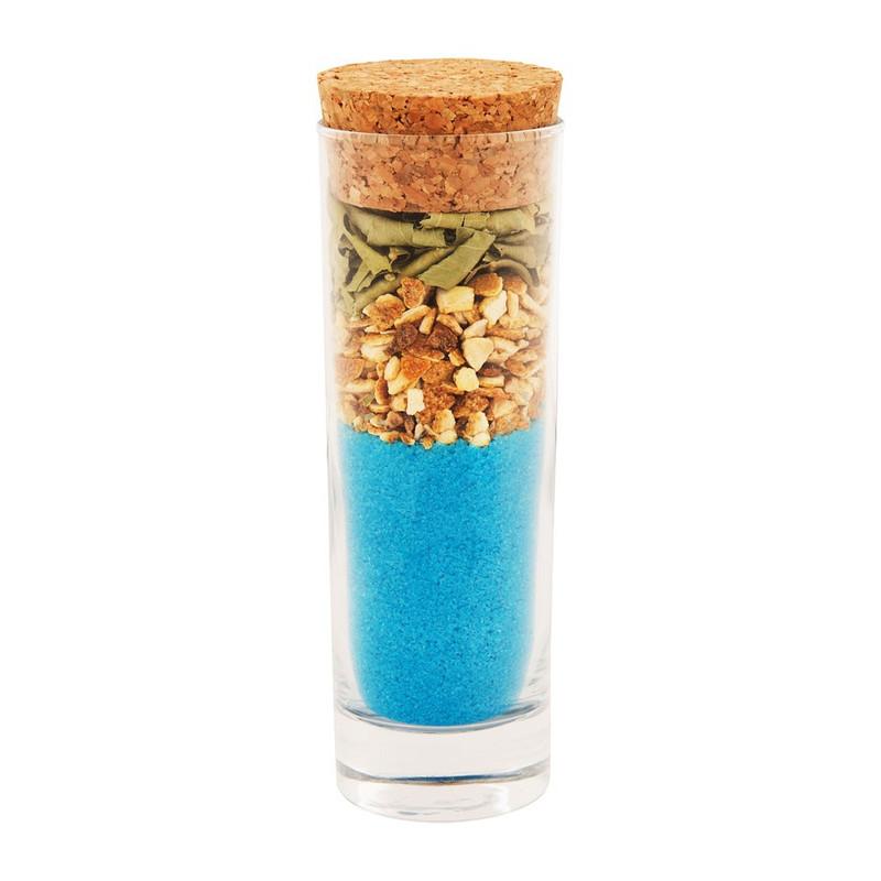 Cocktailmix voor vodka Blue Lagoon