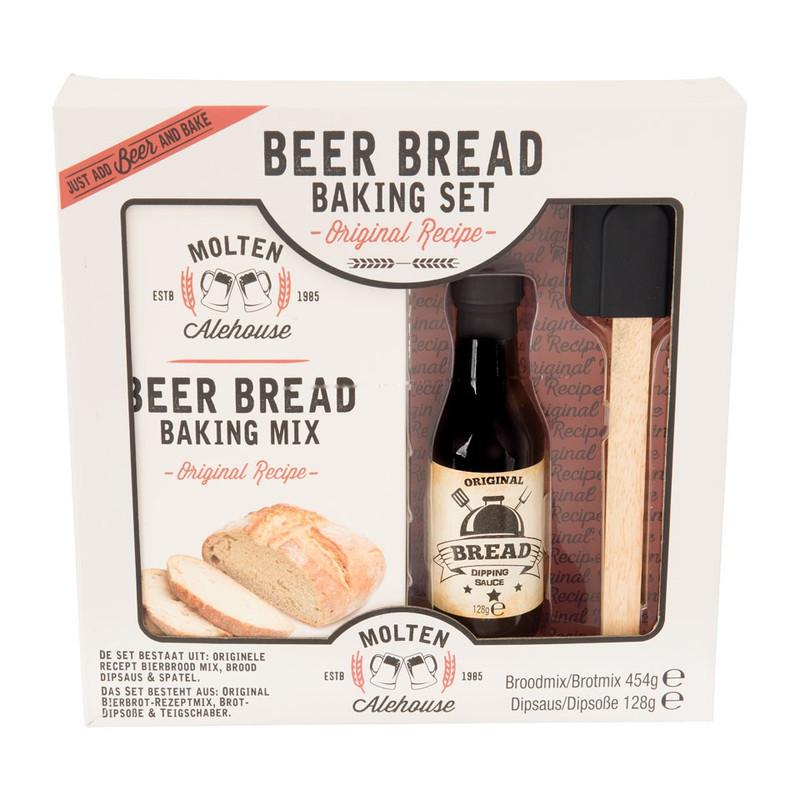 Bierbrood bakmix set - Original recipe