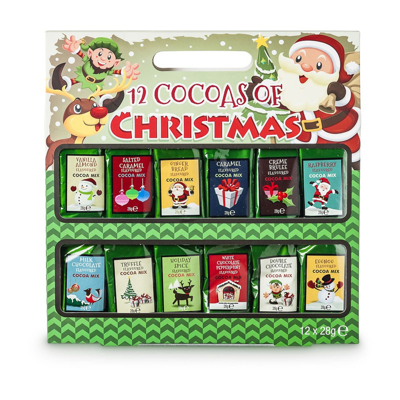 Chocolade cadeauset