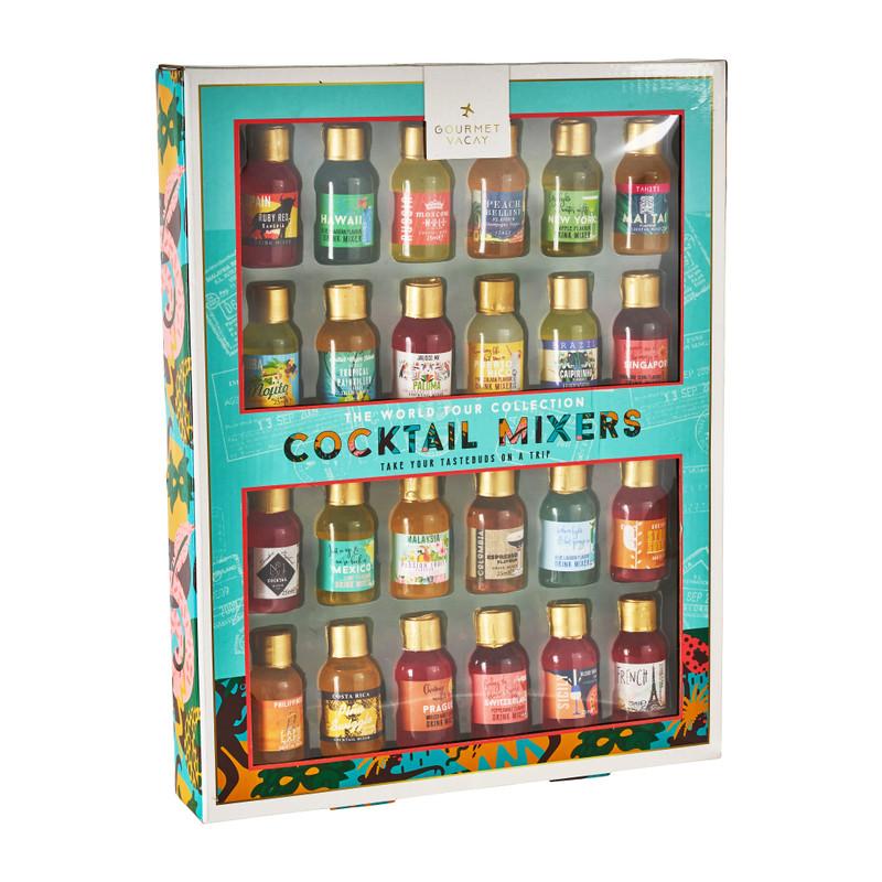Cocktail mixers - 24x25 ml