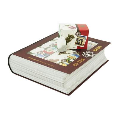 Wereldthee boek - 8 smaken