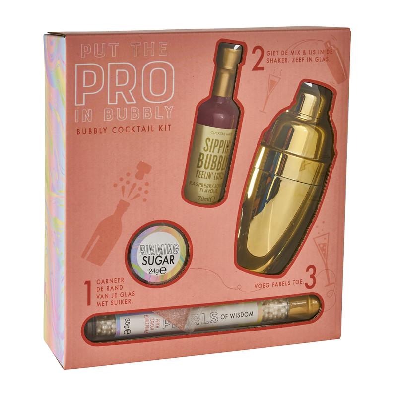 Prosecco cocktail kit