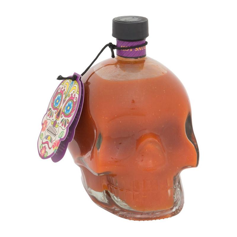Skull hot sauce - 760 ml