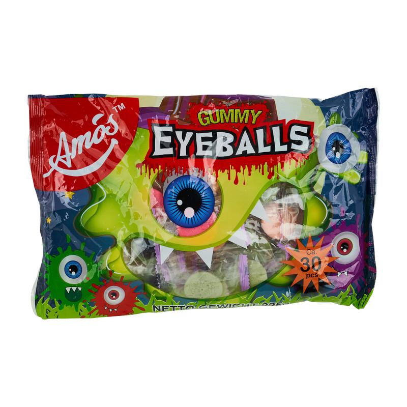 Xenos Halloween.Gummy Eyeballs 30 Stuks