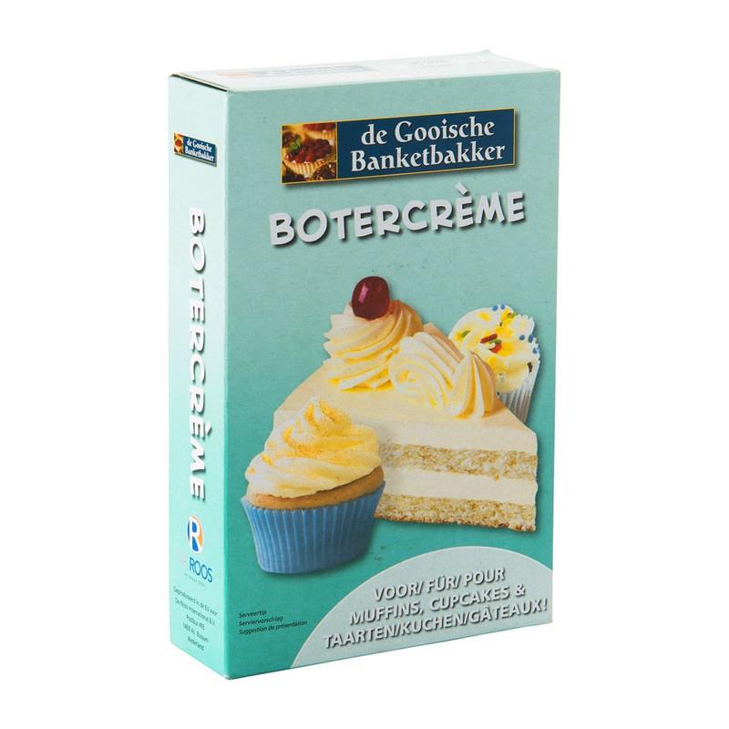 Botercrème - vanille