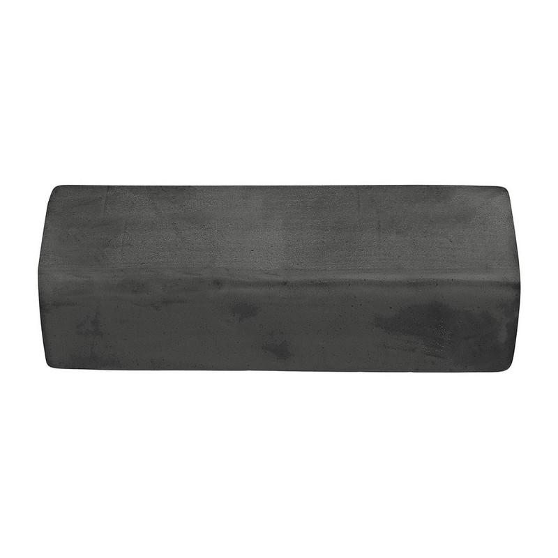 Rolfondant - 500g - zwart