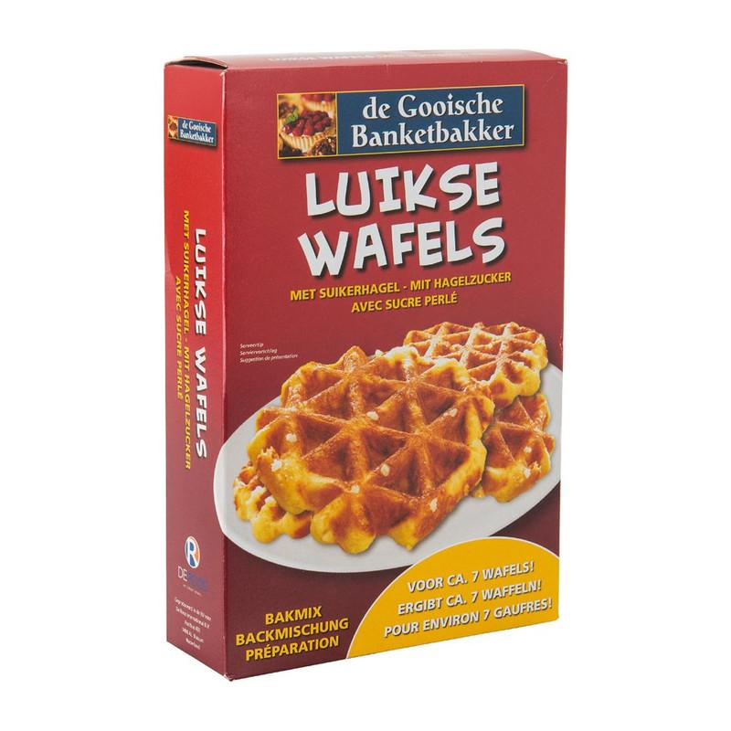 Bakmix - Luikse wafels - 250 gram