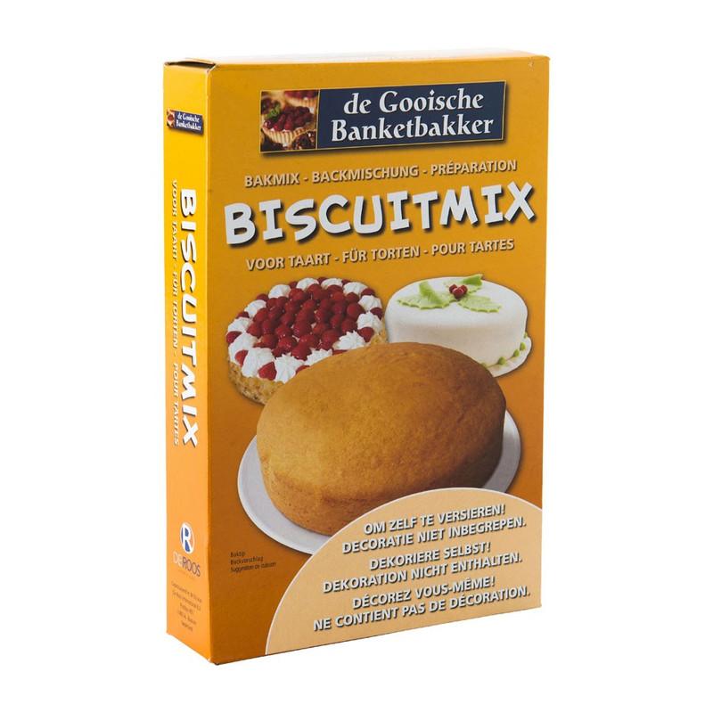 Biscuit bakmix
