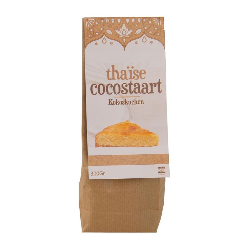 Taartmix kokos - 200 gram