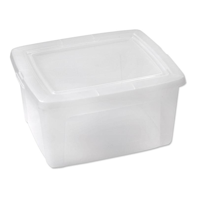 Iris clearbox - 18 liter - set van 3