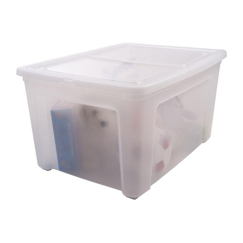 Iris clearbox - 140 liter - transparant