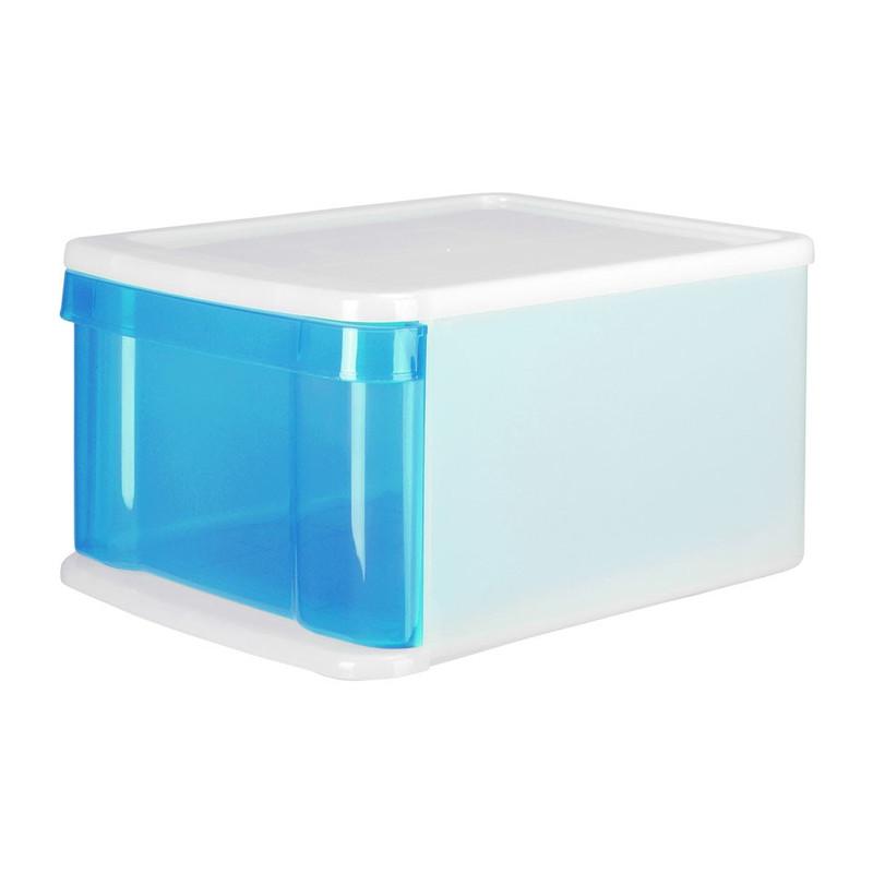 Iris ladesysteem - 11 liter - blauw (oud)