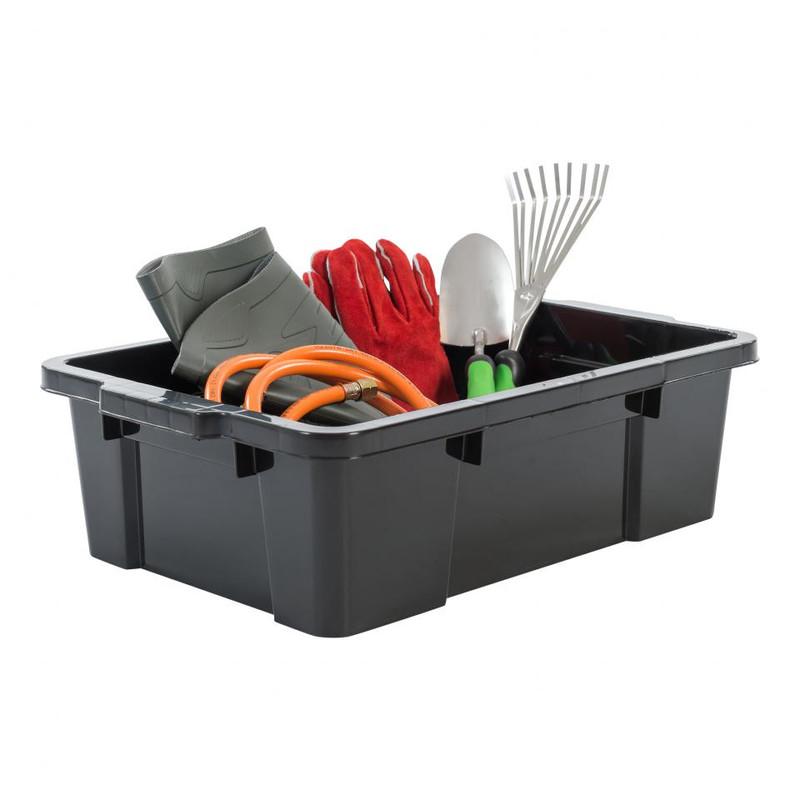 Iris powerbox met deksel - 25 liter